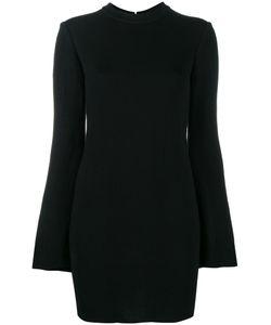 Ellery | Bell-Sleeve Mini Dress 10 Viscose/Polyamide