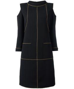 Chanel Vintage | Cut-Out Shift Dress