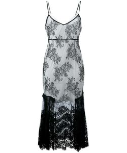 Alyx | Lace Detail Dress Small Silk/Spandex/Elastane/Cotton/Polyamide