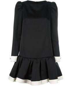 Marc Jacobs | Ruffle Skirt Mini Dress 6 Triacetate/Polyester/Silk