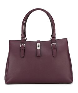 Bally | Double Handle Tote Calf Leather