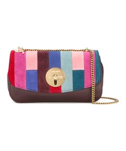 See By Chloe | See By Chloé Patchwork Lois Shoulder Bag Leather/Cotton