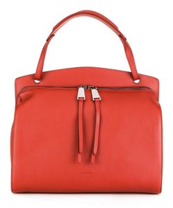 Jil Sander | Large Zip Tote Calf Leather