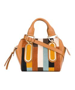 See By Chloe | See By Chloé Patchwork Paige Tote Calf Leather/Cotton
