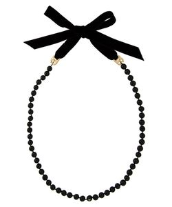Chanel Vintage | Beaded Logo Necklace
