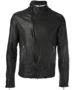 Emporio Armani | Zip Up Biker Jacket 48 Lamb