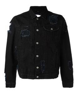 MISBHV | Ripped Detailing Jacket Adult Unisex Large Cotton