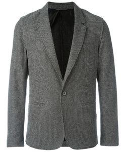 Lanvin | Woven Blazer 48 Cotton/Viscose