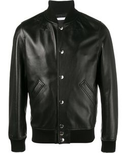 Givenchy | Star Logo Bomber Jacket 52 Lamb Skin/Cupro/Goat