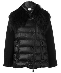 Moncler Grenoble | Fur Collar Padded Jacket Small Polyamide/Virgin