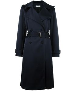 Lanvin | Belted Trench Coat 36 Viscose/Polyester/Cupro/Acetate