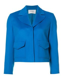 Akris Punto | Classic Blazer 6 Viscose/Spandex/Elastane/Wool