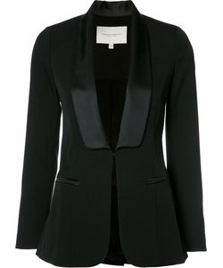 Carolina Herrera | Tuxedo Collar Blazer 2 Virgin Wool