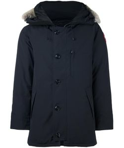 Canada Goose | Furred Collar Padded Coat Xs Polyester/Cotton/Nylon/Duck