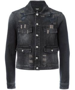 Versus | Cropped Denim Jacket 52 Cotton
