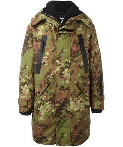 Dsquared2 | Ski Camouflage Parka 46 Polyamide/Polyester/Feather Down