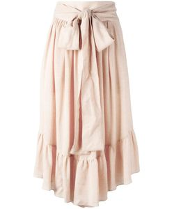 See By Chloe | See By Chloé Ruffle Hem Culottes 36 Viscose/Wool