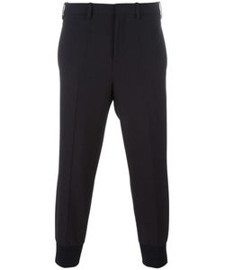 Neil Barrett | Gathered Ankle Tailored Trousers 48 Polyester/Spandex/Elastane/Virgin