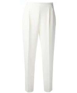 Max Mara | Cropped Trousers 42 Polyester/Triacetate