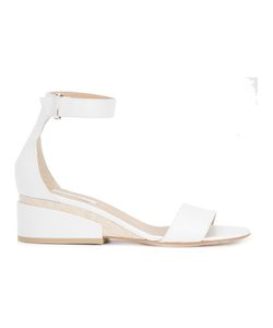 Gabriela Hearst | Sydney Sandals 39.5 Calf Leather/Leather