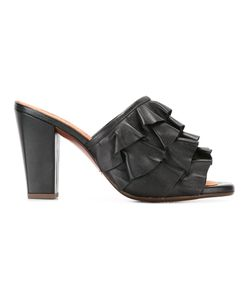 Chie Mihara | Aikiki Sandals 38.5 Leather/Calf Leather/Rubber