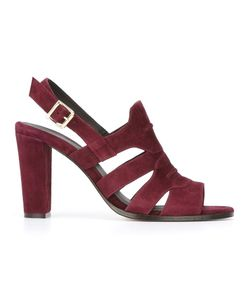 Tila March | Minnesota Sandals 40 Goat Suede/Leather