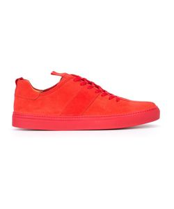 Daniel Patrick | Lace-Up Sneakers 45 Suede/Rubber