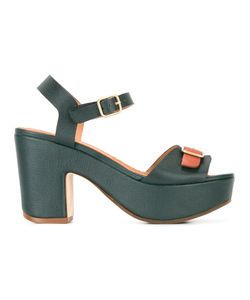 Chie Mihara | Fasha Sandals 40 Leather/Calf Leather/Rubber