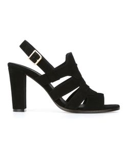Tila March | Minnesota Sandals 36 Goat Suede/Leather