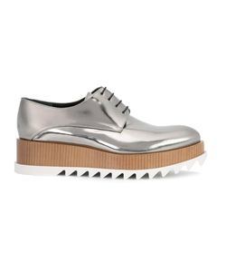 Jil Sander | Lace-Up Shoes 36 Leather/Rubber