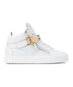 Giuseppe Zanotti Design | Nicki Sneakers 37 Leather/Rubber/Metal Other
