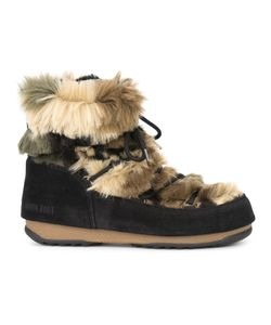 Moon Boot | We Low Fur Boots 8.5 Artificial