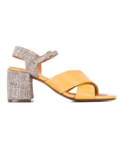 Chie Mihara | Okay Sandals 36 Leather/Calf Leather/Rubber