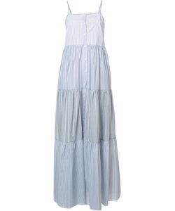 Sea | Pleated Dress 4 Cotton