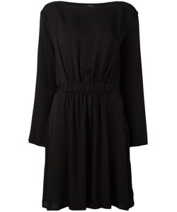 Theory | Gathered Belted Dress 2 Silk