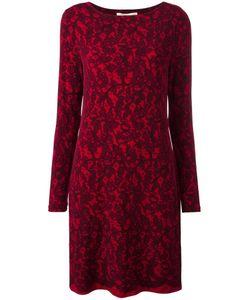 Michael Michael Kors | Boat Neck Dress Xs Polyester/Spandex/Elastane