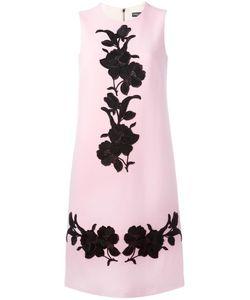 Dolce & Gabbana | Embroidered Shift Dress 50