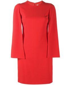 Givenchy | Cape Dress 38 Viscose/Spandex/Elastane/Acetate/Silk