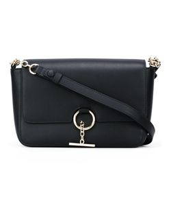 Tila March | Bianca Shoulder Bag Leather/Cotton