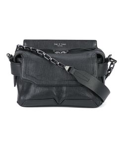 Rag & Bone | Ivory Chain Strap Crossbody Bag Acetate