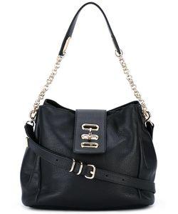 Tila March | Manon Shoulder Bag Cotton/Leather