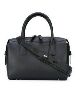 Tila March | Jerry Shoulder Bag Leather/Cotton