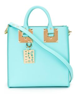 Sophie Hulme | Square Albion Tote Leather