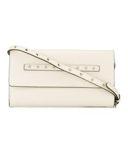 Red Valentino | Star Stud Shoulder Bag Calf Leather