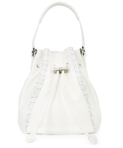 KHIRMA ELIAZOV | Drawstring Tote Calf Leather