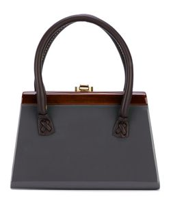 ROCIO | Cindy Tote Leather/Acrylic
