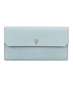Valextra | City Clutch Calf Leather