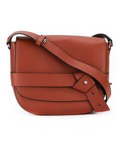 Tila March | Debbie Shoulder Bag Leather/Cotton