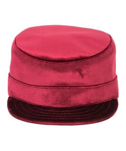 VALAS | Velvet Cadet Cap Cotton/Velvet