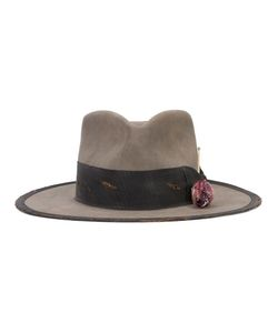 NICK FOUQUET | Fedora Hat 57 Leather